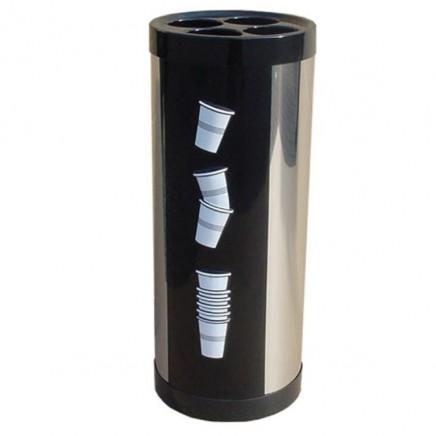 Affaldsbeholder til kopper